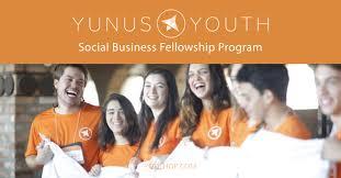 Yunus & Youth Fellowship: чотири можливості для молодих соціальних підприємців